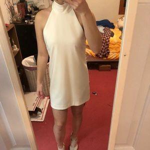 Solace London Dress Modeled